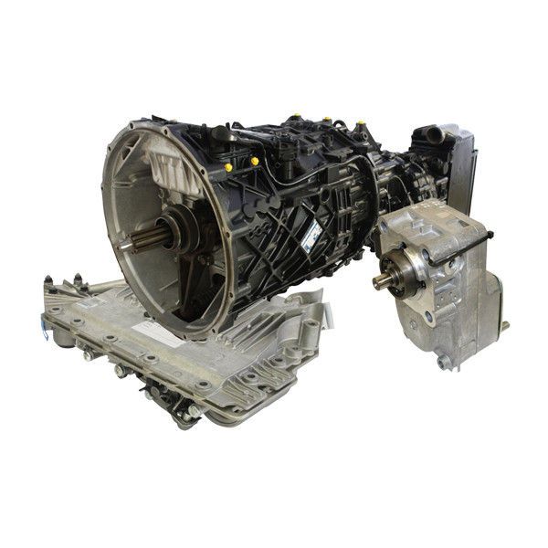 Teser-LKW-Getriebe